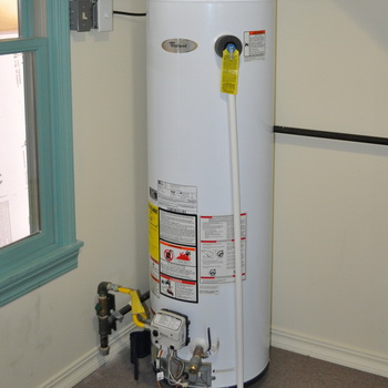 cost to install tankless water heater